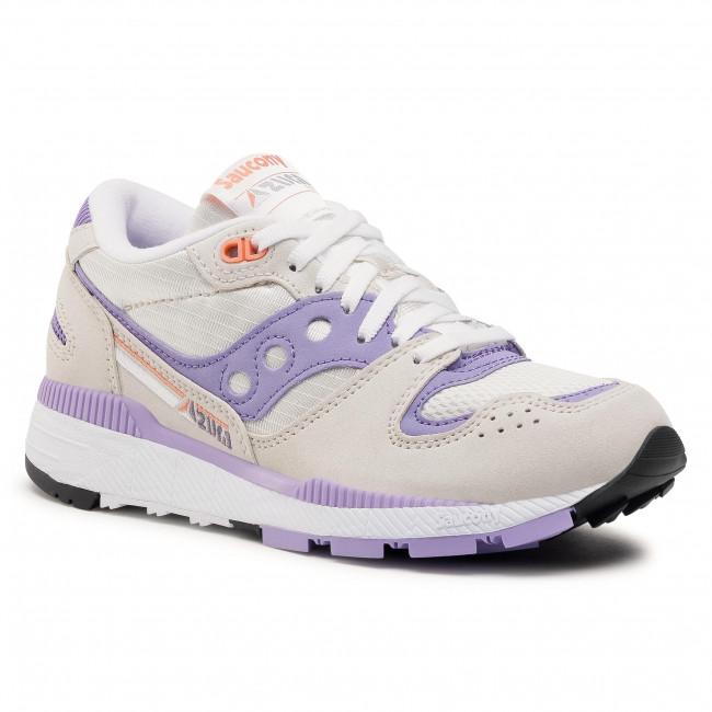 Sneakersy SAUCONY - Azura S60437-31 Wht/Lav