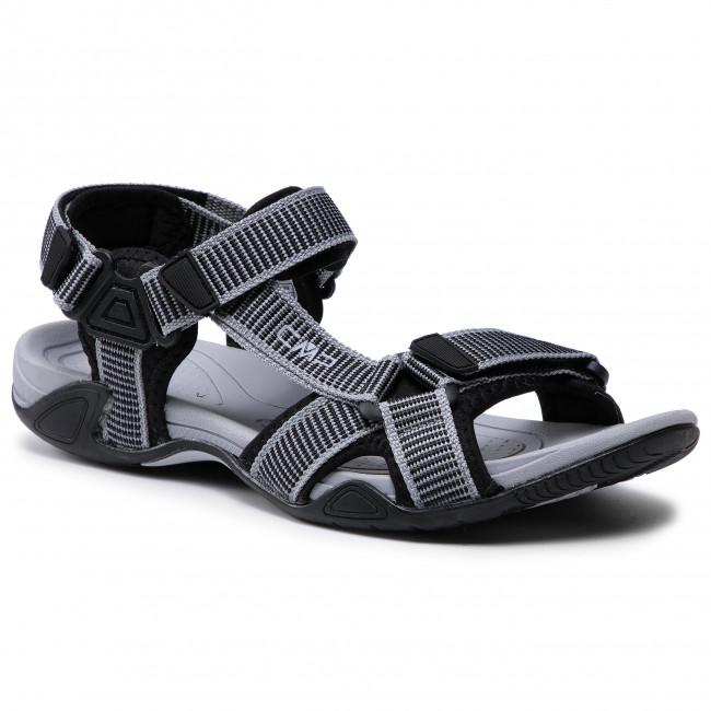 Sandále CMP - Hamal Hiking Sandal 38Q9957 Cemento/Nero 75UE