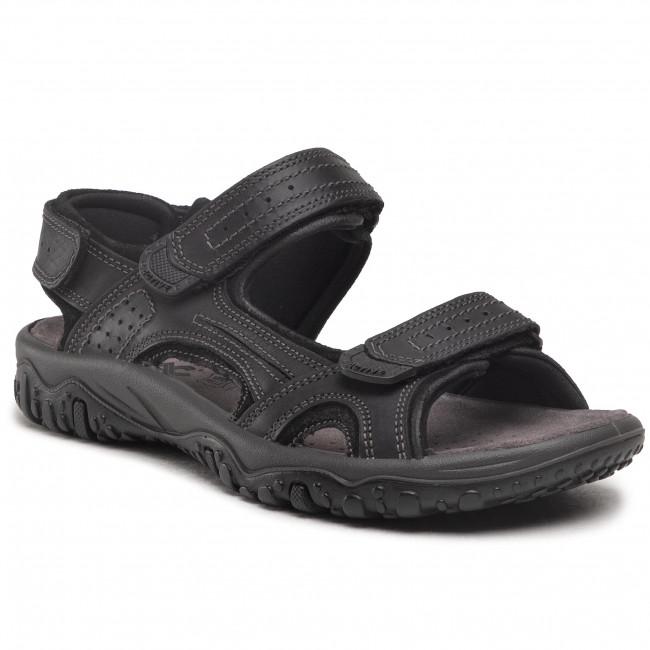 Sandále IMAC - 702920  Black/Grey 3400/018