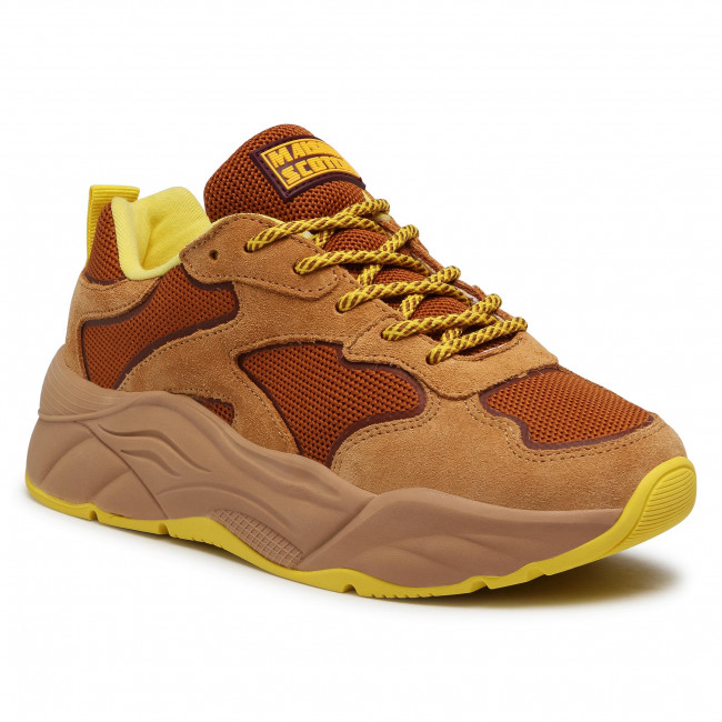 Sneakersy SCOTCH & SODA - Celest 21733097 Caramel S469