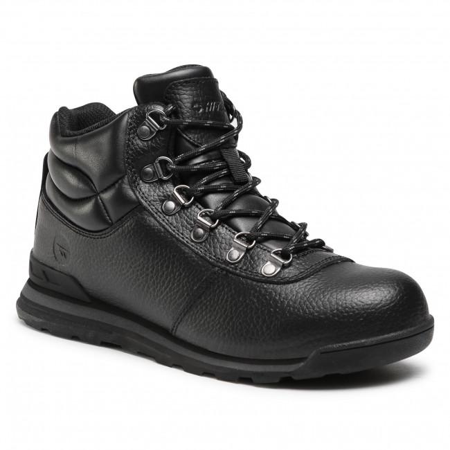 Trekingová obuv HI-TEC - Genar Mid AVSAW19-HT-03-Q4 Black