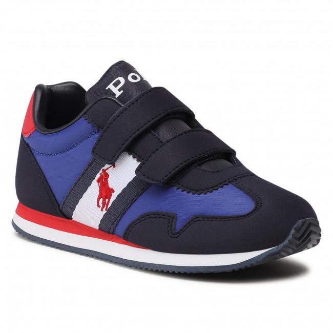 Sneakersy POLO RALPH LAUREN - Kelland Ez RF102923  Royal/Nvy/Wht/Red