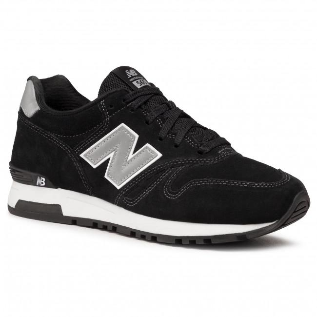 Sneakersy NEW BALANCE - ML565BK Čierna