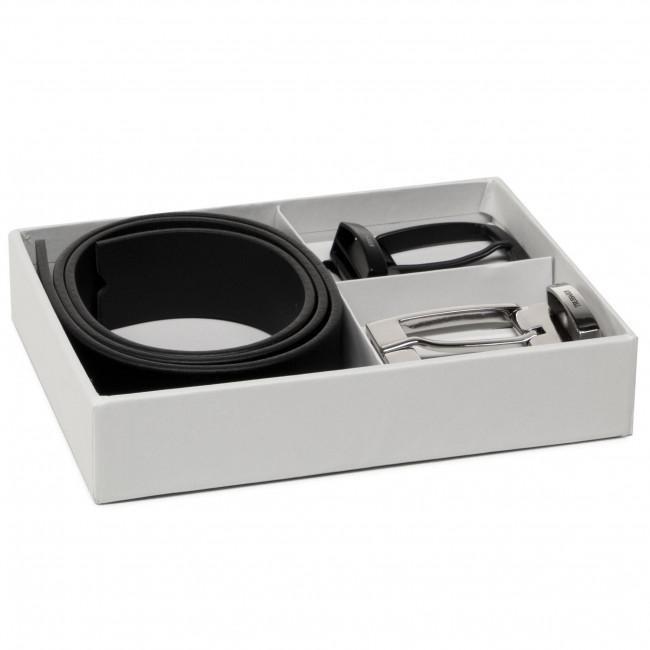 Opasok Pánsky TRUSSARDI - Kit Belt H3,5cm Logo 71L00155 K299