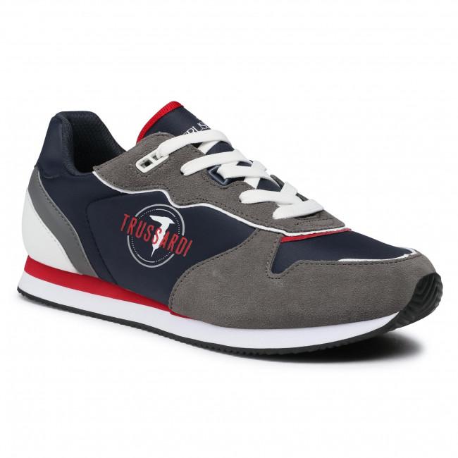 Sneakersy TRUSSARDI - 77A00359 U712