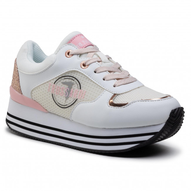 Sneakersy TRUSSARDI - 79A00677 P100