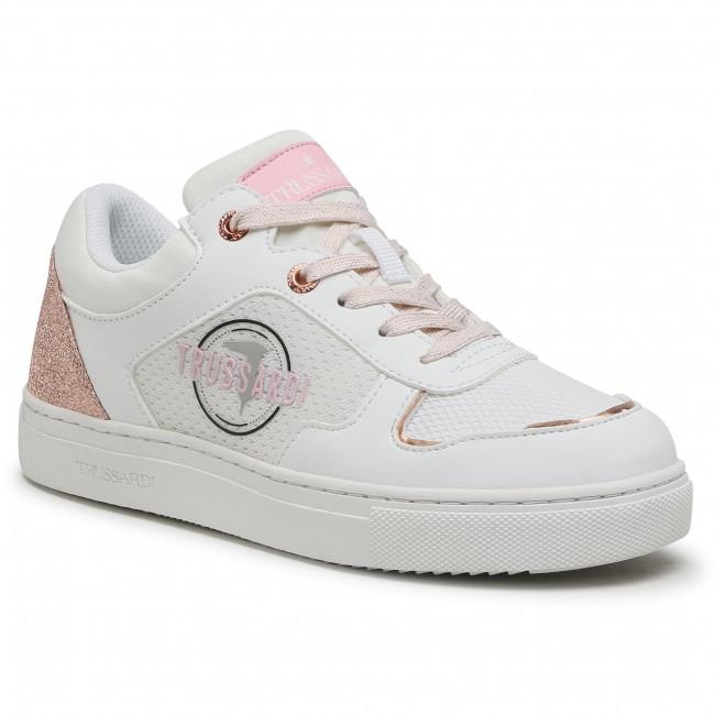Sneakersy TRUSSARDI - 79A00678 P100