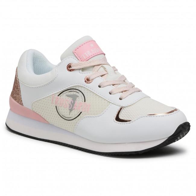 Sneakersy TRUSSARDI - 79A00681 P100