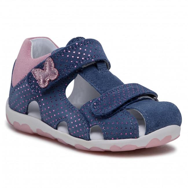 Sandále SUPERFIT - 1-609041-8010 S  Blau/Rosa