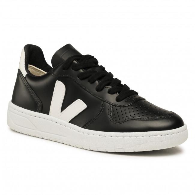 Sneakersy VEJA - V-10 VX022268A Black/White