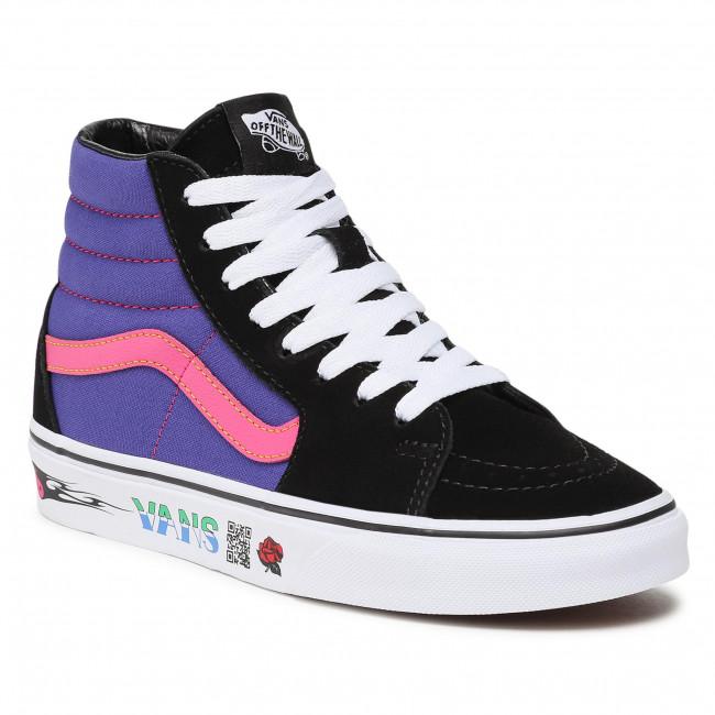 Sneakersy VANS - Sk8-Hi VN0A32QG4U91 (Disruptive) Blkspectrumbl