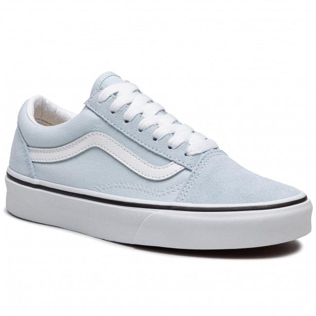Tenisky VANS - Old Skool VN0A3WKT4G41 Ballad Blue/True White