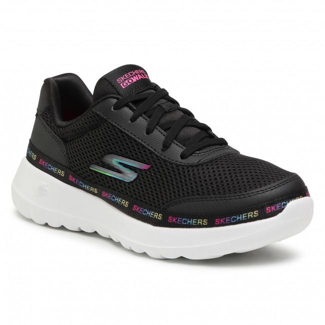Topánky SKECHERS - Go-Walk Joy 124088/BKMT Black/Multi
