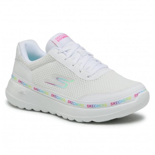 Sneakersy SKECHERS - Go Walk Joy-Magnetic 124088/WMLT White/Multi