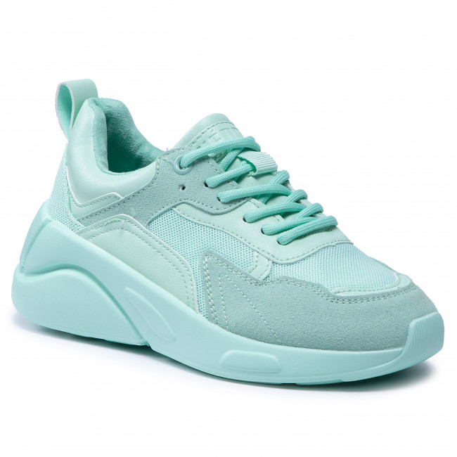 Sneakersy KEDDO - 517122/02-06 Miętowy