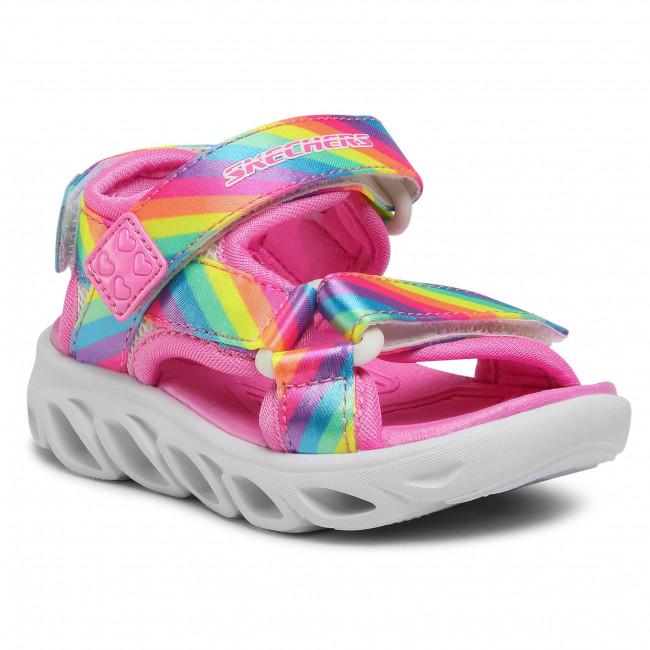 Sandále SKECHERS - Rainbow Lights 20218N/MLT Multi