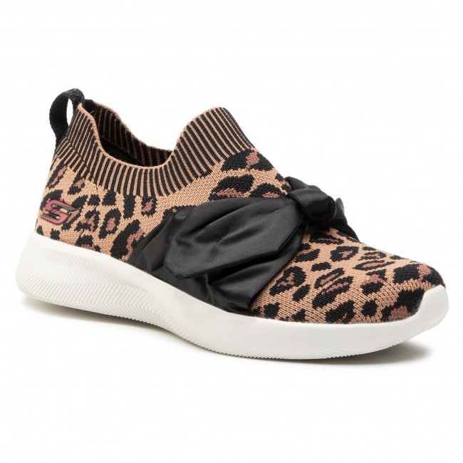 Sneakersy SKECHERS - Tiger Party 32819/LPD  Leopard