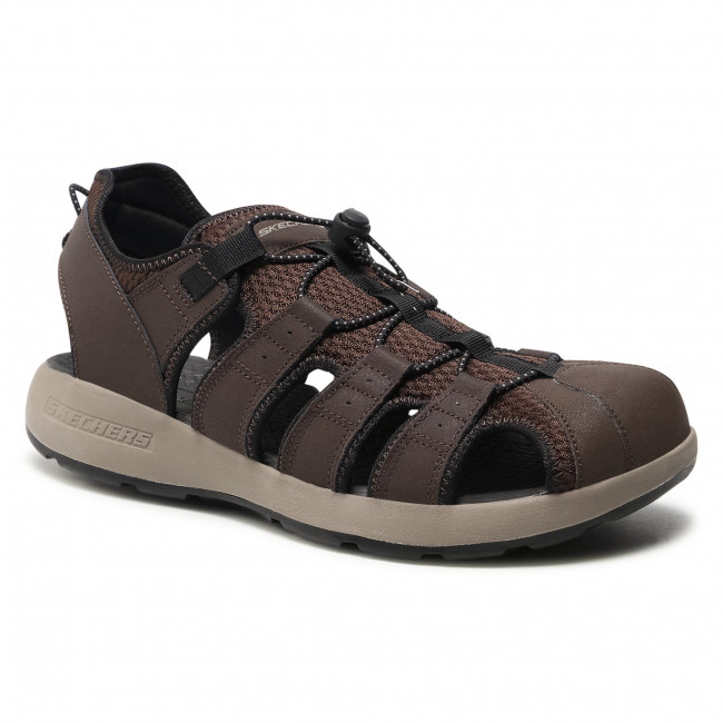 Sandále SKECHERS - Journeyman 2 51834/BRN Brown