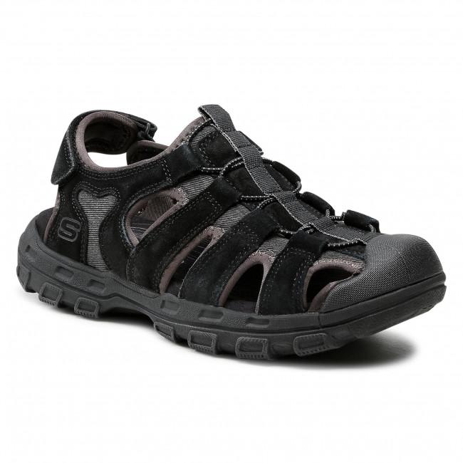 Sandále SKECHERS - Garver 64641/BLK Black