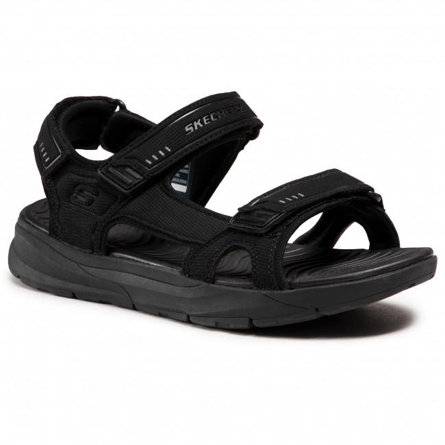 Sandále SKECHERS - Senco 66067/BBK Black