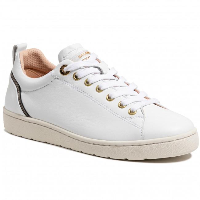 Sneakersy SALAMANDER - Felja 32-56301-40 White