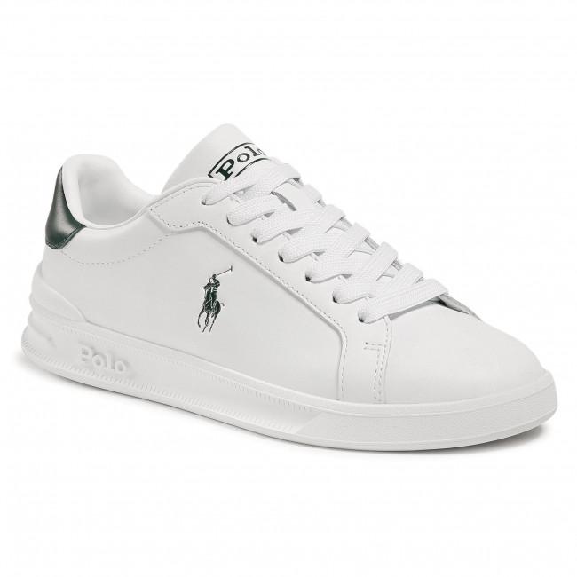 Sneakersy POLO RALPH LAUREN - Hrt Ct II 809829824004 W/Cg Pp
