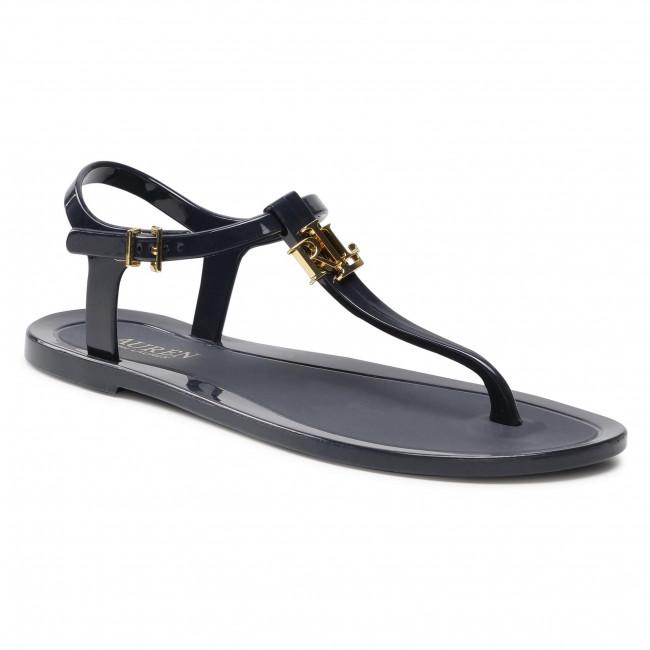 Sandále LAUREN RALPH LAUREN - Ashtyn 802784684010 Navy