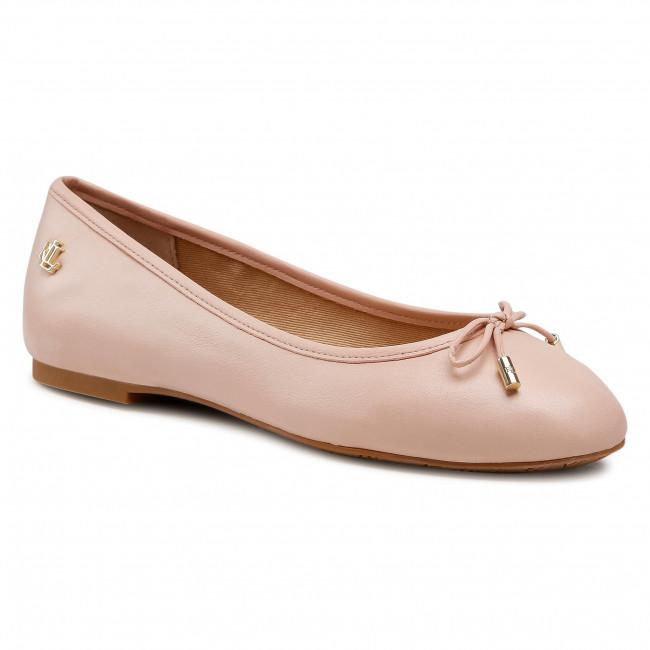 Baleríny LAUREN RALPH LAUREN - Jayna 802824650001 Ballet Pnk