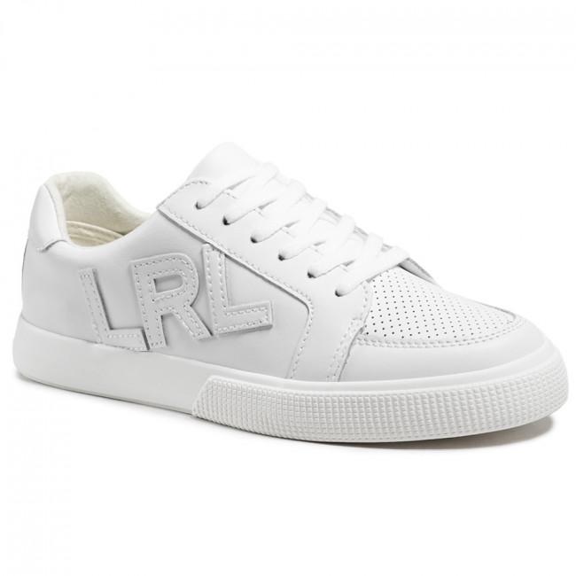 Sneakersy LAUREN RALPH LAUREN - Jaede 80284715001 White