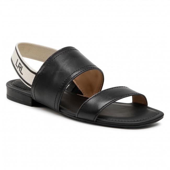 Sandále LAUREN RALPH LAUREN - Karter 802835052001  Black