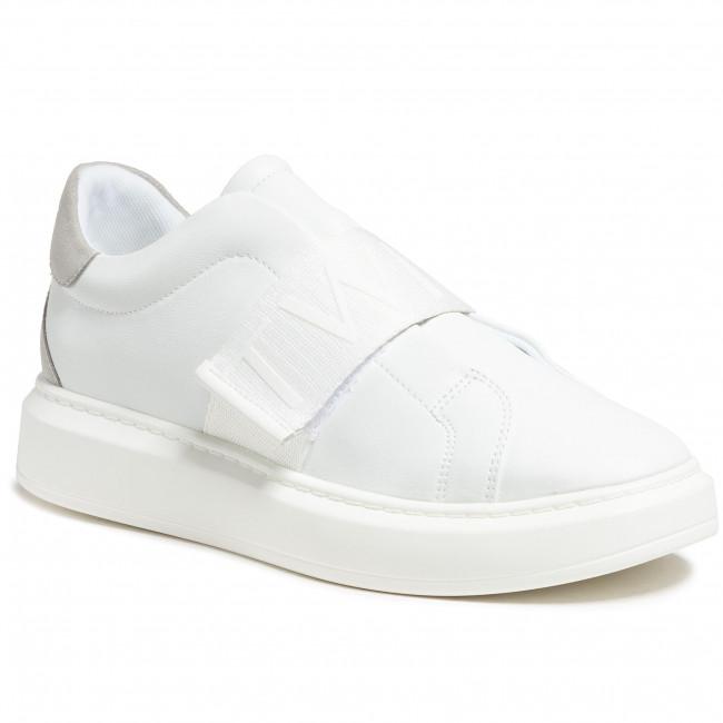 Sneakersy TWINSET - 211TCT160 Bianco Ottico 00001