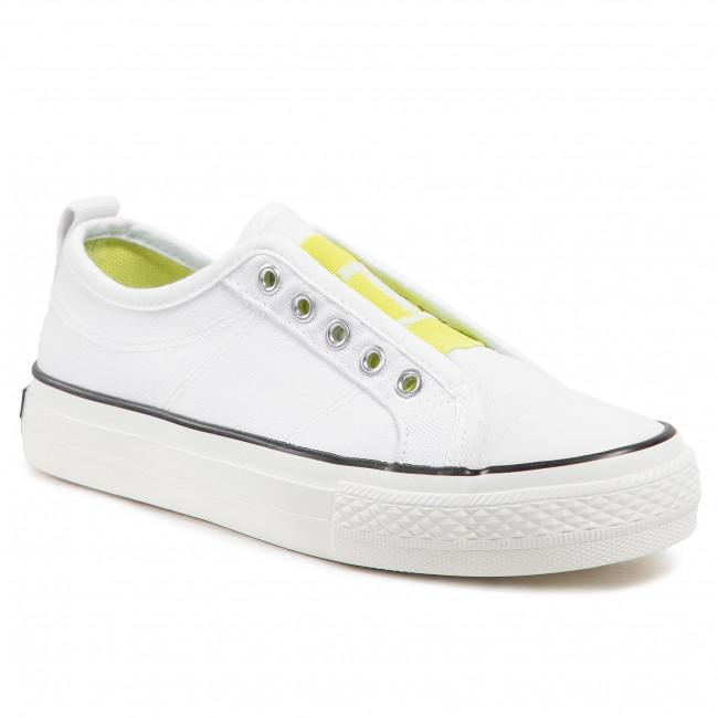 Tramky TWINSET - Sneaker 211TCT170 Bianco Ottico 00001
