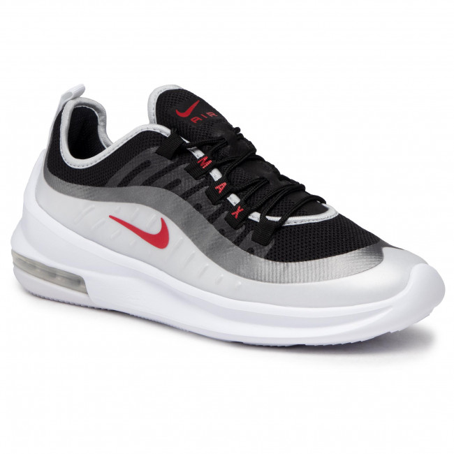 Topánky NIKE - Air Max Axis AA2146 009 Black/Sport Red/Mtlc Platinum