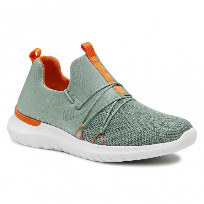 Sneakersy REMONTE - R5700-52 Grün Kombi