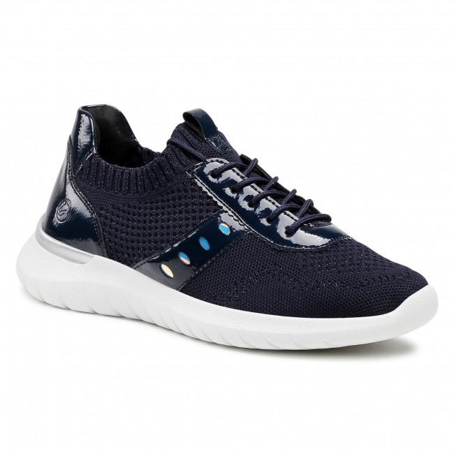 Sneakersy REMONTE - R5701-14 Blau