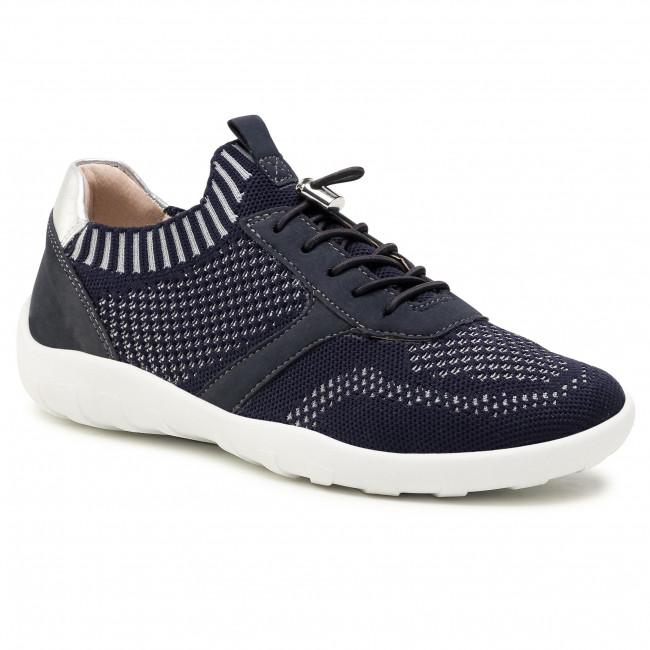 Sneakersy REMONTE - R3511-14 Blau Kombi
