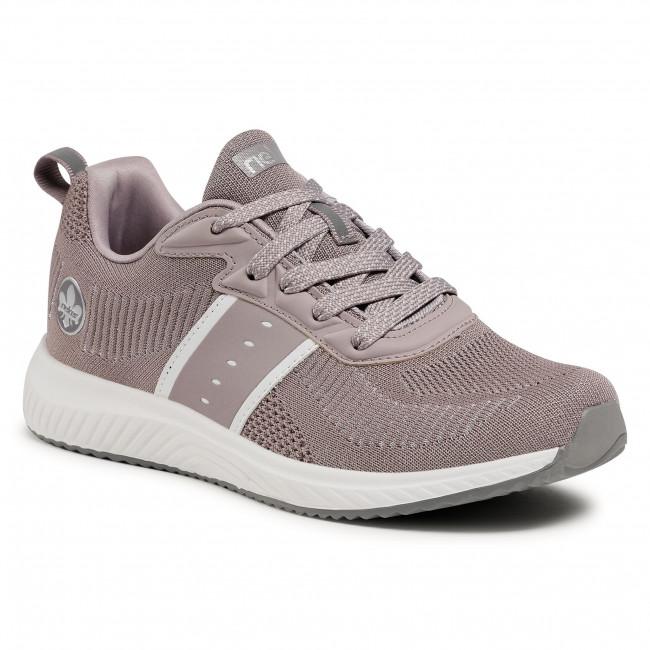 Sneakersy RIEKER - N9612-30 Sonstige Farben