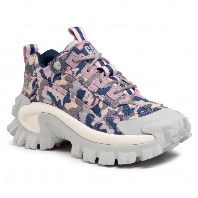 Sneakersy CATERPILLAR - Intruder P110037  Dawn Pink/Estate Blue/Cam/Rose