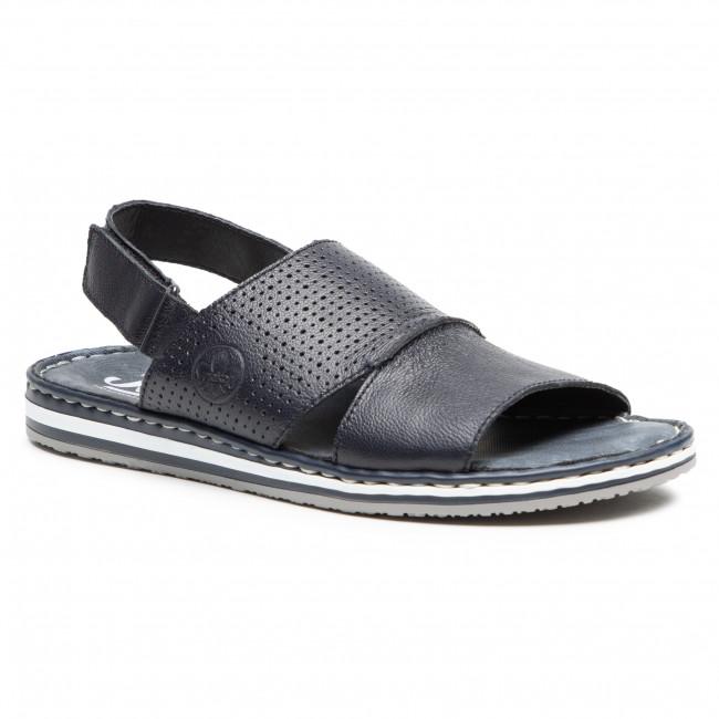 Sandále RIEKER - 21566-14 Blau