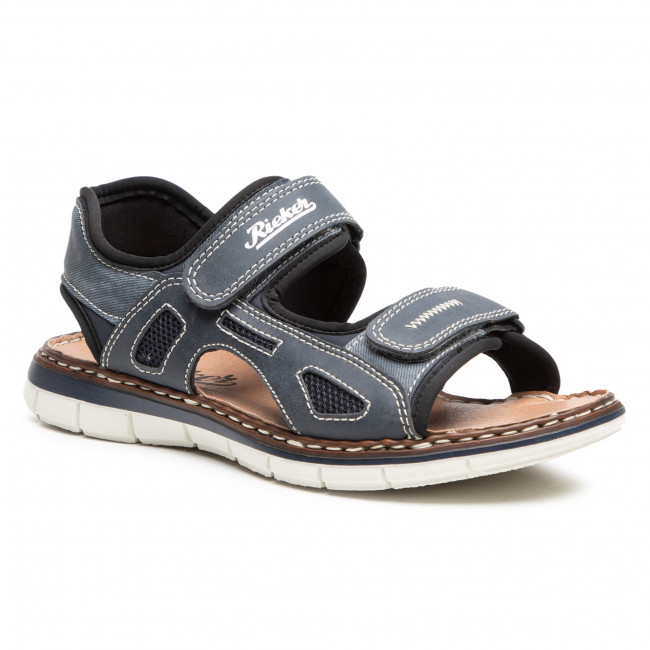 Sandále RIEKER - 25171-14 Blau