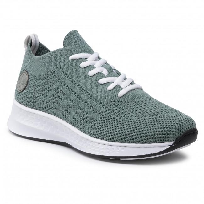 Sneakersy RIEKER - N56K5-52 Grun