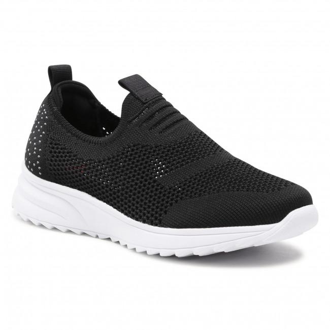 Sneakersy RIEKER - N6670-00 Schwarz