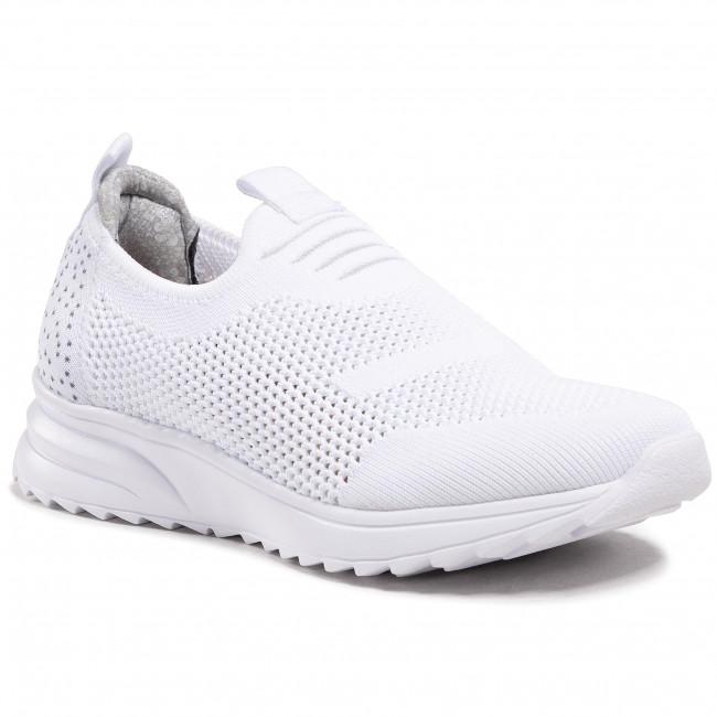 Sneakersy RIEKER - N6670-80 Weiss
