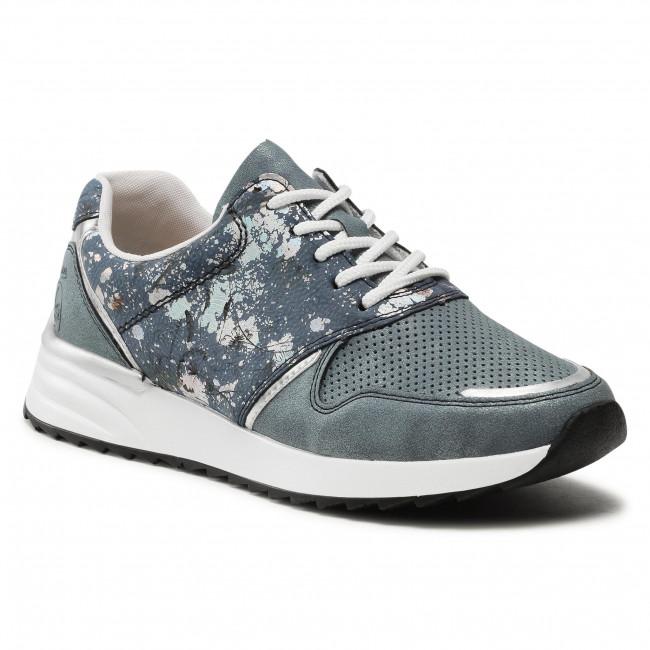 Sneakersy RIEKER - N8003-12 Blau