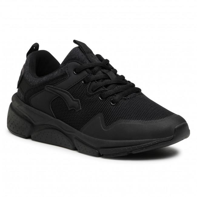 Sneakersy BAGHEERA - Vision 86495-2 C0102 Black/Dark Grey