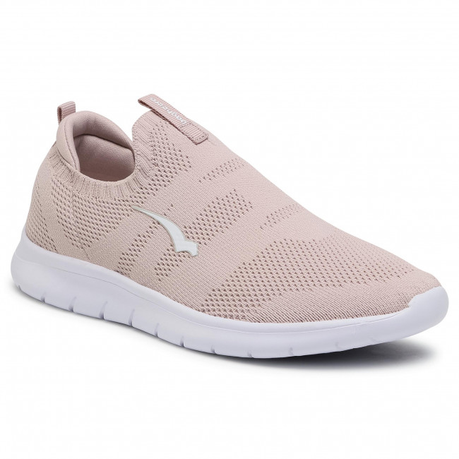Sneakersy BAGHEERA - Pace 86496-40 C8108 Sand/White