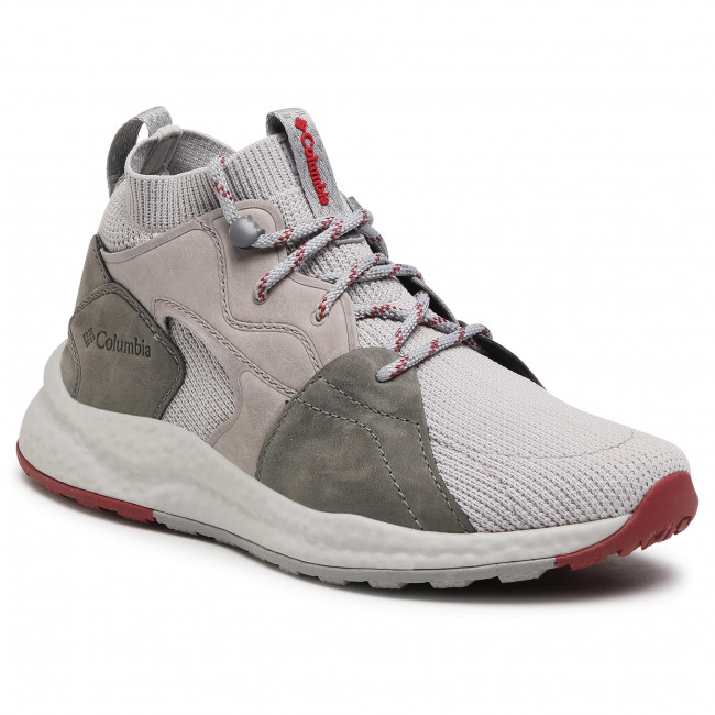 Sneakersy COLUMBIA - Sh/Ft Outdry Mid BL1020 Grey Ice Marsa 063