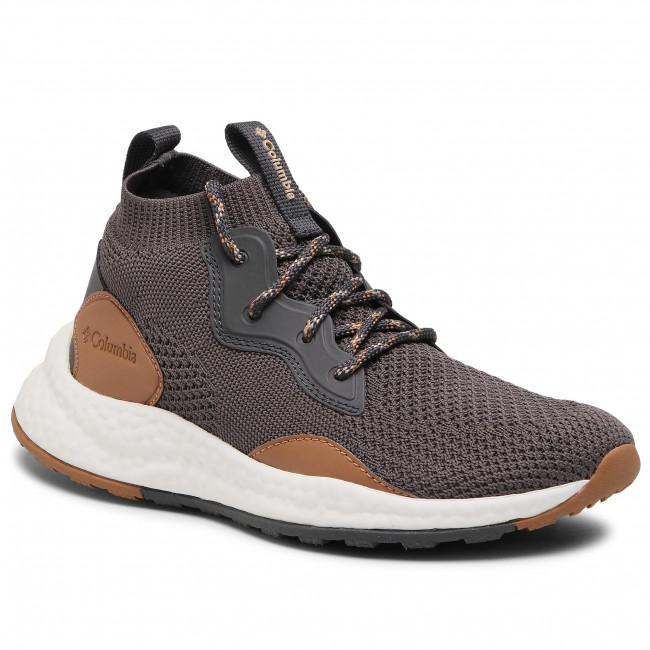 Sneakersy COLUMBIA - Sh/Ft Mid Breeze BL0082 Dark Grey Elk 089