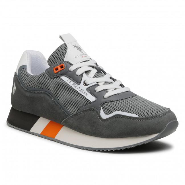 Sneakersy U.S. POLO ASSN. - Lewis LEWIS4143S1/HM1 Grey