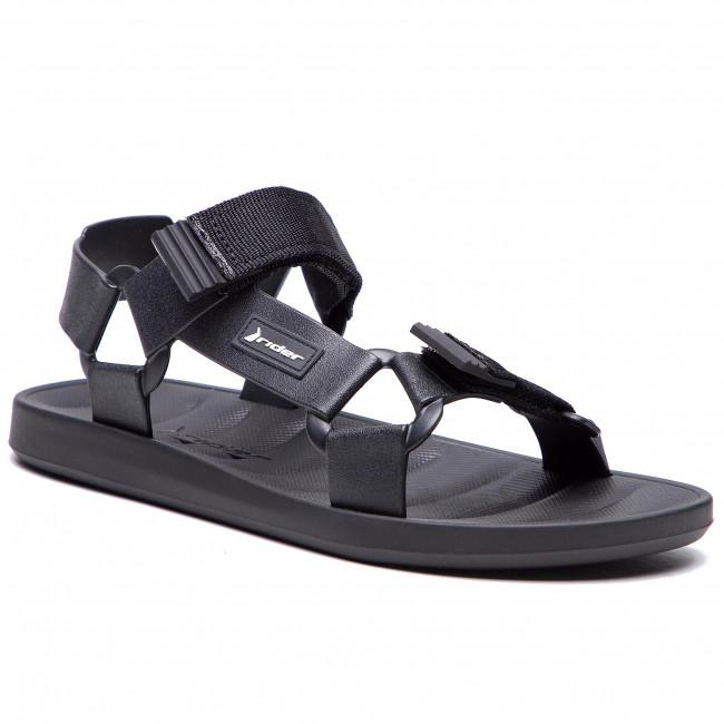 Sandále RIDER - Free Papete Ad 11567 Black/Black